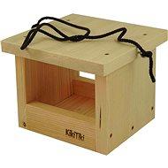 KikiTiki Krmítko pro ptáky Basic - stavebnice