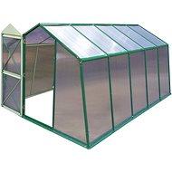 LANITPLAST DODO 8x7 PC 4 mm zelený - Skleník