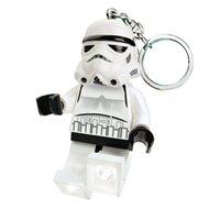 Svítící klíčenka LEGO Star Wars - Stormtrooper