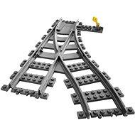 LEGO City 7895 Vlaky, Koleje výhybky - Stavebnice