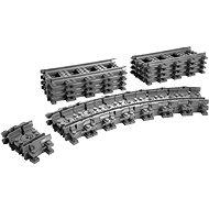 LEGO City 7499 Vlaky, Ohebné koleje - Stavebnice