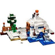 LEGO Minecraft 21120 Sněžná skrýš - Stavebnice