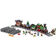 LEGO Creator 10254 Zimní sváteční vlak - Stavebnice