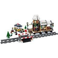 LEGO Creator Expert 10259 Vánoční Nádraží - Stavebnice