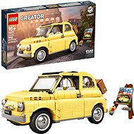 LEGO Creator 10271 Fiat 500 - LEGO stavebnice
