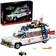 LEGO Creator 10274 Krotitelé duchů – ECTO-1 - LEGO stavebnice