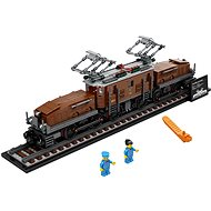 LEGO Creator 10277 Crocodile Locomotive - LEGO Building Kit