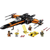 LEGO Star Wars 75102 Poe's X-Wing Fighter - Stavebnice