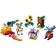 LEGO Classic 10712 Kostky a ozubená kolečka - Stavebnice