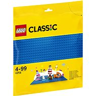 LEGO Classic 10714 Modrá podložka na stavění - LEGO stavebnice