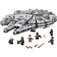 LEGO Star Wars 75105 Millennium Falcon - Stavebnice