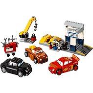 LEGO Juniors 10743 Čmoudíkova garáž - Stavebnice