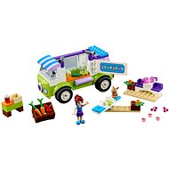 LEGO Juniors 10749 Mia a trh s biopotravinami - Stavebnice