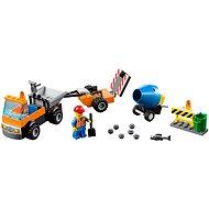 LEGO Juniors 10750 Silniční opravářský vůz - Stavebnice
