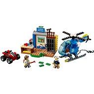 LEGO Juniors 10751 Policejní honička v horách - Stavebnice