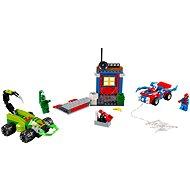 LEGO Juniors 10754 Spider-Man vs. Scorpion - Souboj na silnici - Stavebnice