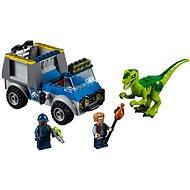 LEGO Juniors 10757 Vozidlo pro záchranu Raptora - Stavebnice