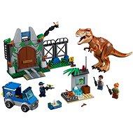 LEGO Juniors 10758 Útěk T. Rexe - Stavebnice
