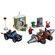 LEGO Juniors 10760 Bankovní loupež Podkopávače - Stavebnice
