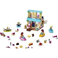 LEGO Juniors 10763 Stephanie a její dům u jezera - Stavebnice