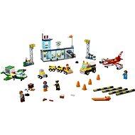 LEGO Juniors 10764 Hlavní městské letiště - Stavebnice