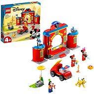 LEGO® | Disney Mickey and Friends 10776 Hasičská stanice aauto Mickeyho apřáte