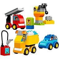 LEGO DUPLO 10816 Moje první autíčka a náklaďáky - Stavebnice