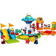 LEGO DUPLO Town 10841 Zábavná rodinná pouť - Stavebnice