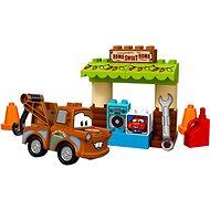 LEGO DUPLO Cars TM 10856 Burákova garáž - Stavebnice