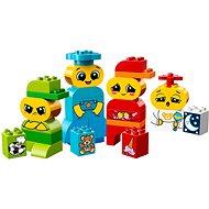 LEGO DUPLO My First 10861 Moje první pocity - Stavebnice