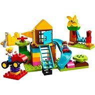 LEGO DUPLO My First 10864 Velký box s kostkami na hřiště - Stavebnice
