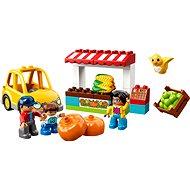 LEGO DUPLO Town 10867 Farmářský trh - Stavebnice