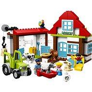 LEGO DUPLO Town 10869 Dobrodružství na farmě - Stavebnice