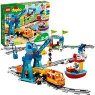 LEGO DUPLO 10875 Nákladní vlak - Stavebnice