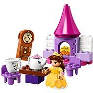 LEGO DUPLO Princess 10877 Bella a čajový dýchánek - Stavebnice
