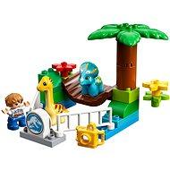 LEGO DUPLO 10879 Dinosauří zoo - Stavebnice