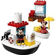 LEGO DUPLO 10881 Mickeyho loďka - Stavebnice