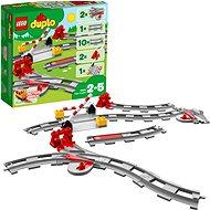 LEGO DUPLO 10882 Koleje - Stavebnice