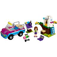 LEGO Friends 41116 Olivie a její průzkumné auto - Stavebnice