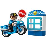 LEGO DUPLO Town 10900 Policejní motorka - LEGO stavebnice