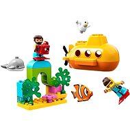 LEGO DUPLO Town 10910 Dobrodružství v ponorce - Stavebnice