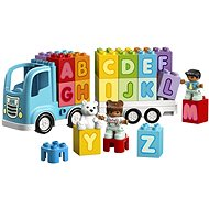 LEGO DUPLO My First 10915 Alphabet Truck - LEGO Building Kit
