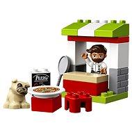 LEGO DUPLO Town 10927 Stánek s pizzou