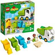 LEGO® DUPLO® 10945 Popelářský vůz a recyklování - LEGO stavebnice