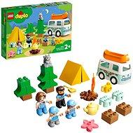 LEGO® DUPLO® 10946 Dobrodružství vrodinném karavanu