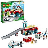 LEGO® DUPLO® 10948 Garáž a myčka aut - LEGO stavebnice