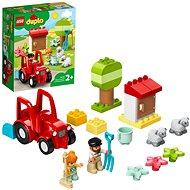 LEGO DUPLO Town 10950 Farm Tractor & Animal Care - LEGO Building Kit