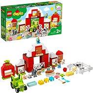 LEGO DUPLO Town 10952 Barn, Tractor & Farm Animal Care - LEGO Building Kit