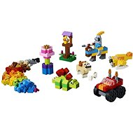 LEGO Classic 11002 Základní sada kostek - Stavebnice