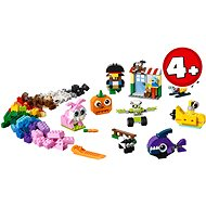 LEGO Classic 11003 Kostky s očima - Stavebnice